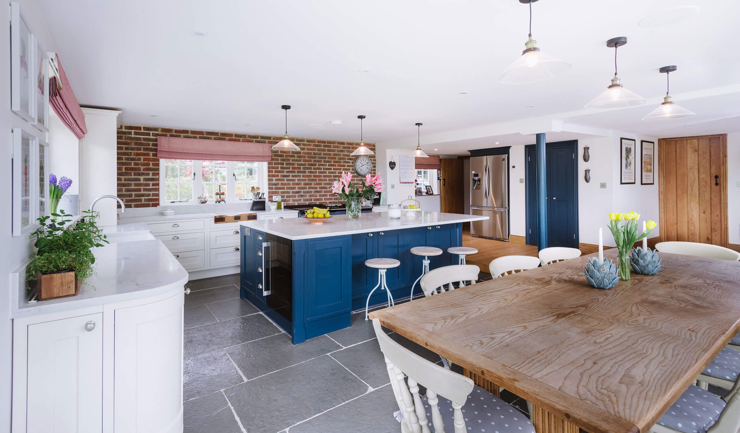 Traditional Kitchen Design Overview