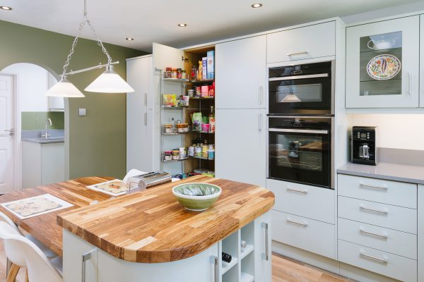 Bespoke Kitchen West Sussex storage