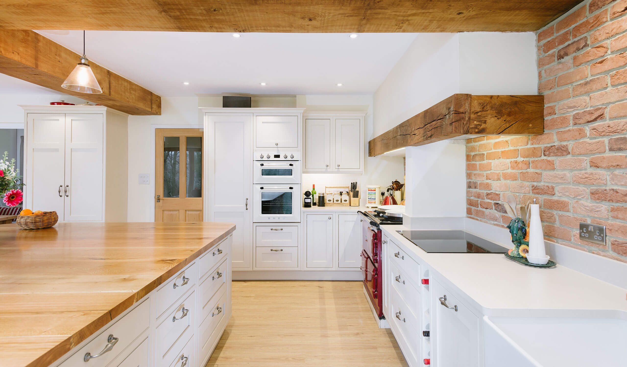 Kitchen Redesign in Bolney