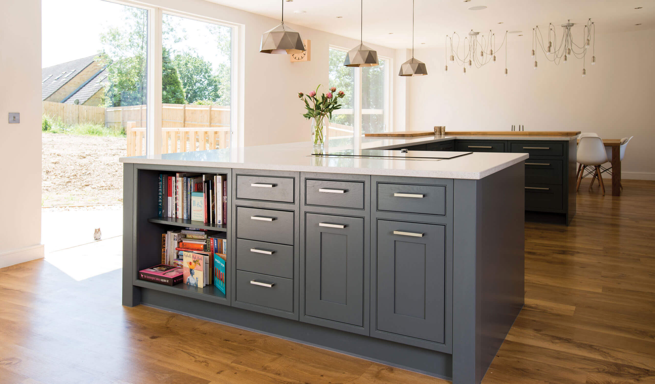 Cuckfield Kitchen Design Island