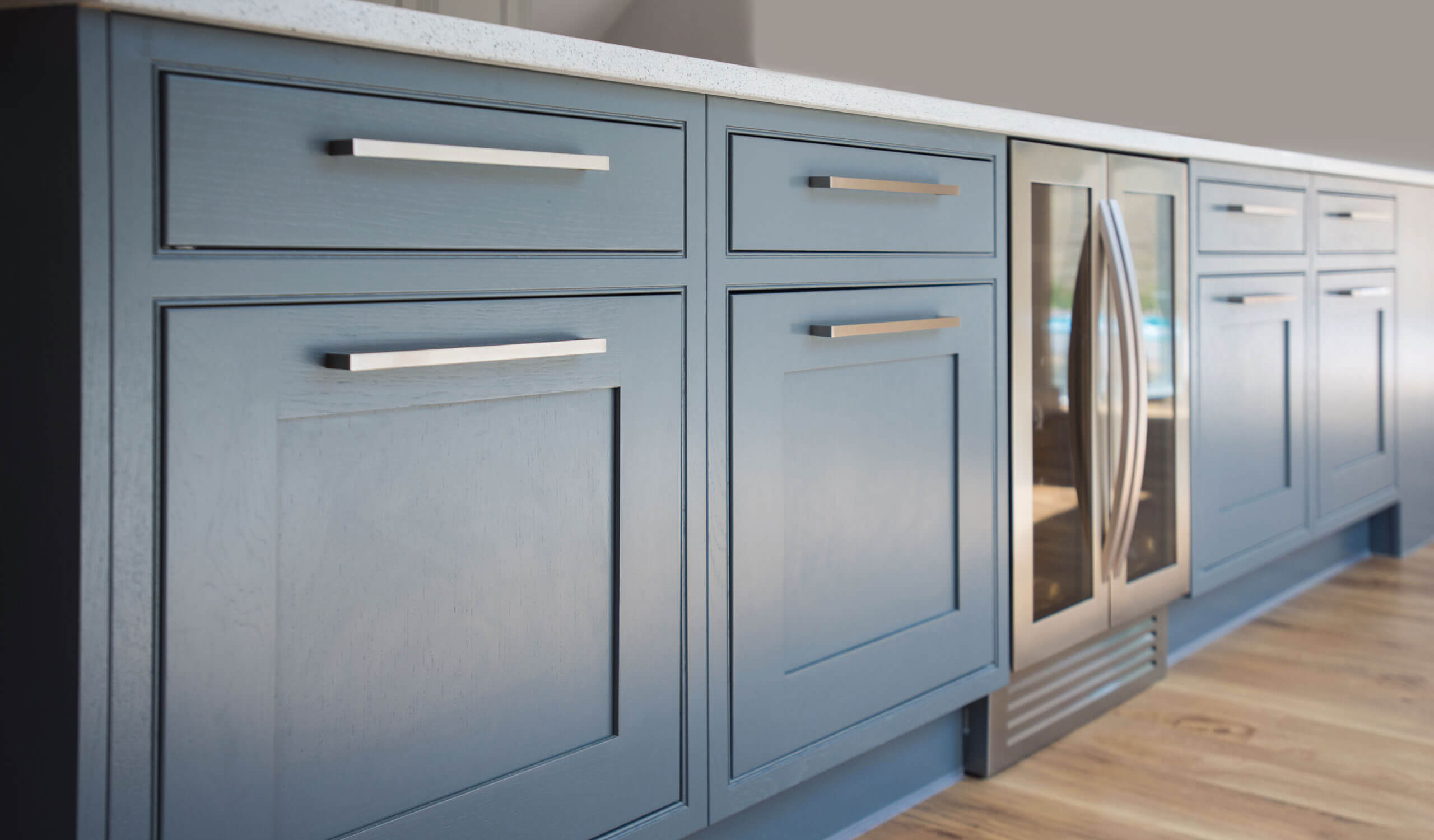 Cuckfield Kitchen Design Door Detail