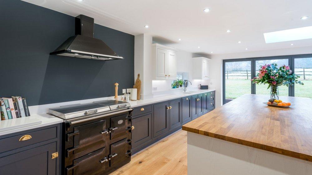 Luxury kitchen designer West Sussex