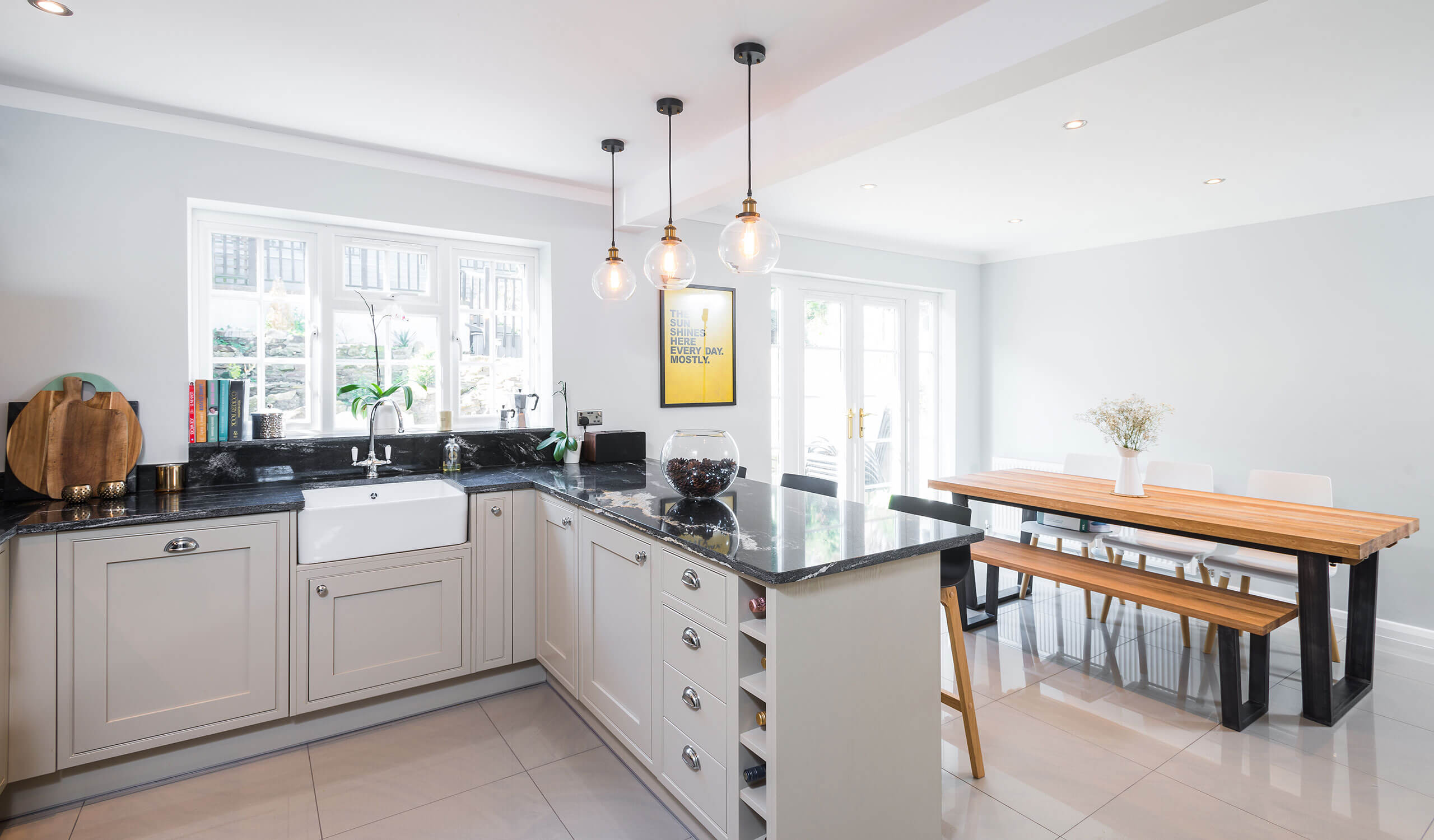 Modern Kitchen Design West Sussex