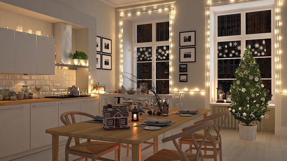 Top Kitchen Christmas Decoration Ideas